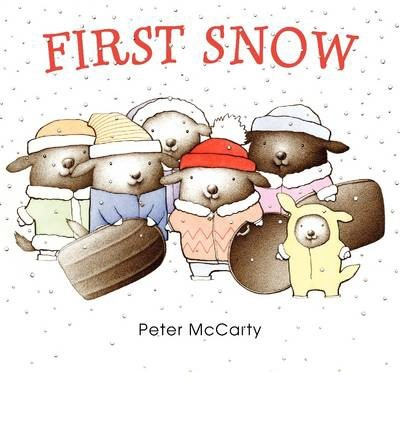 First Snow by Peter McCarty