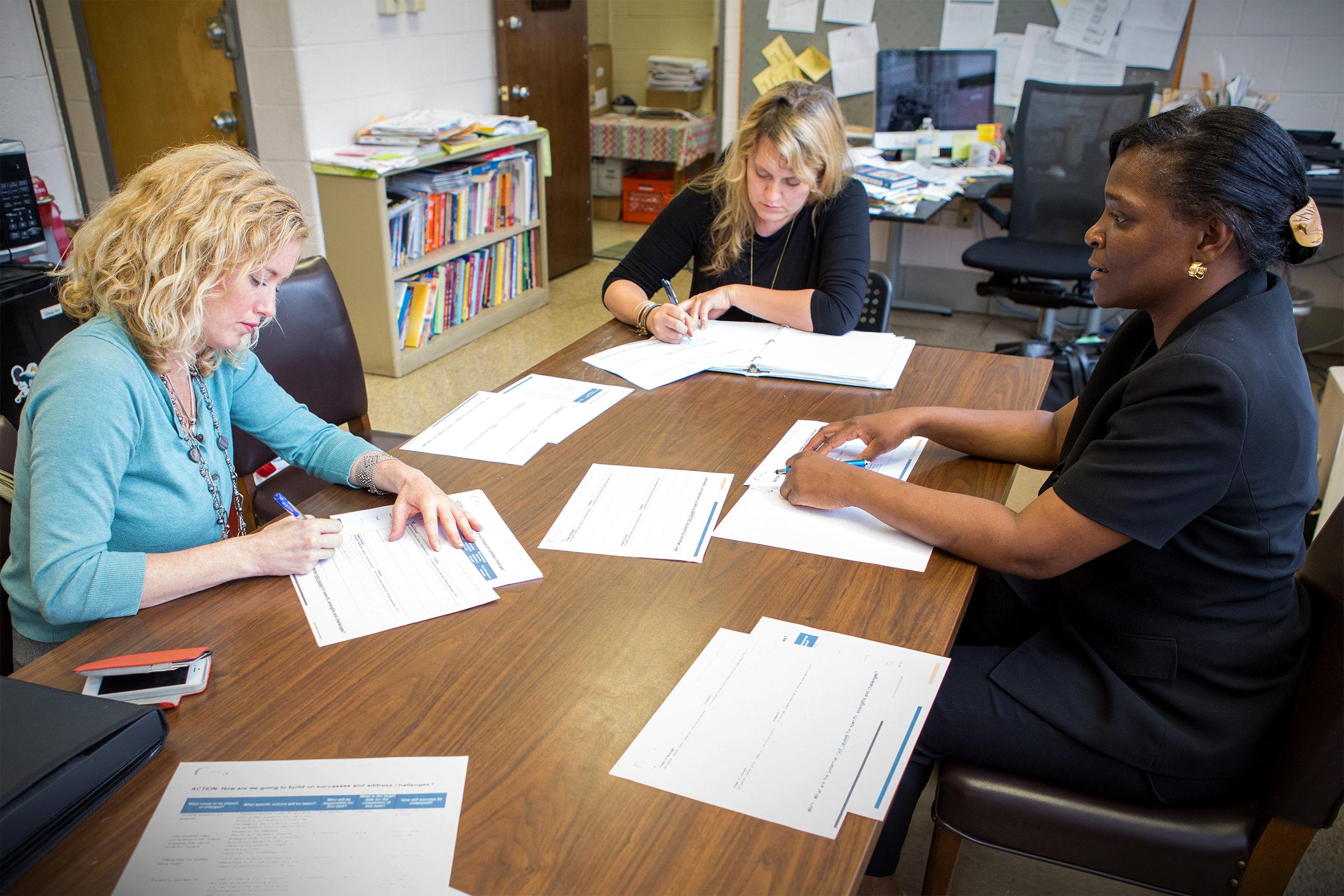 CLI Works With Teachers