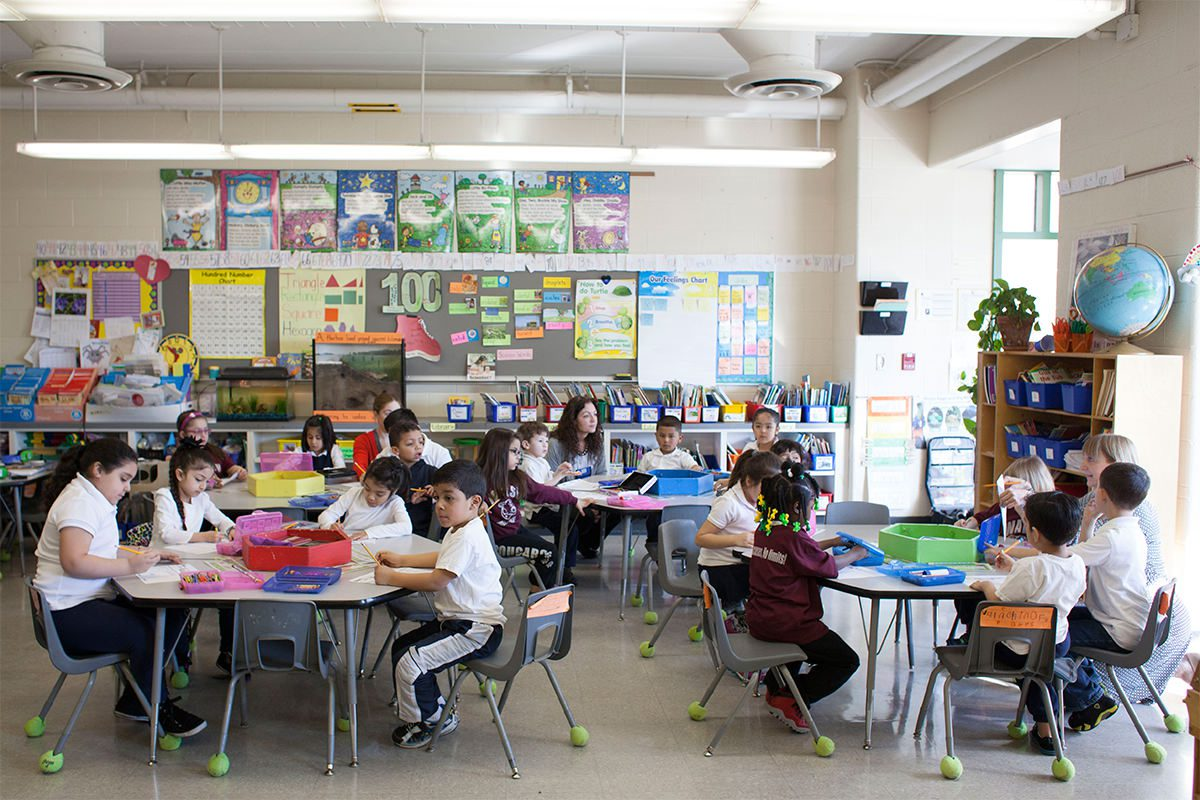 Building Positive Classroom Culture - Children's Literacy ...