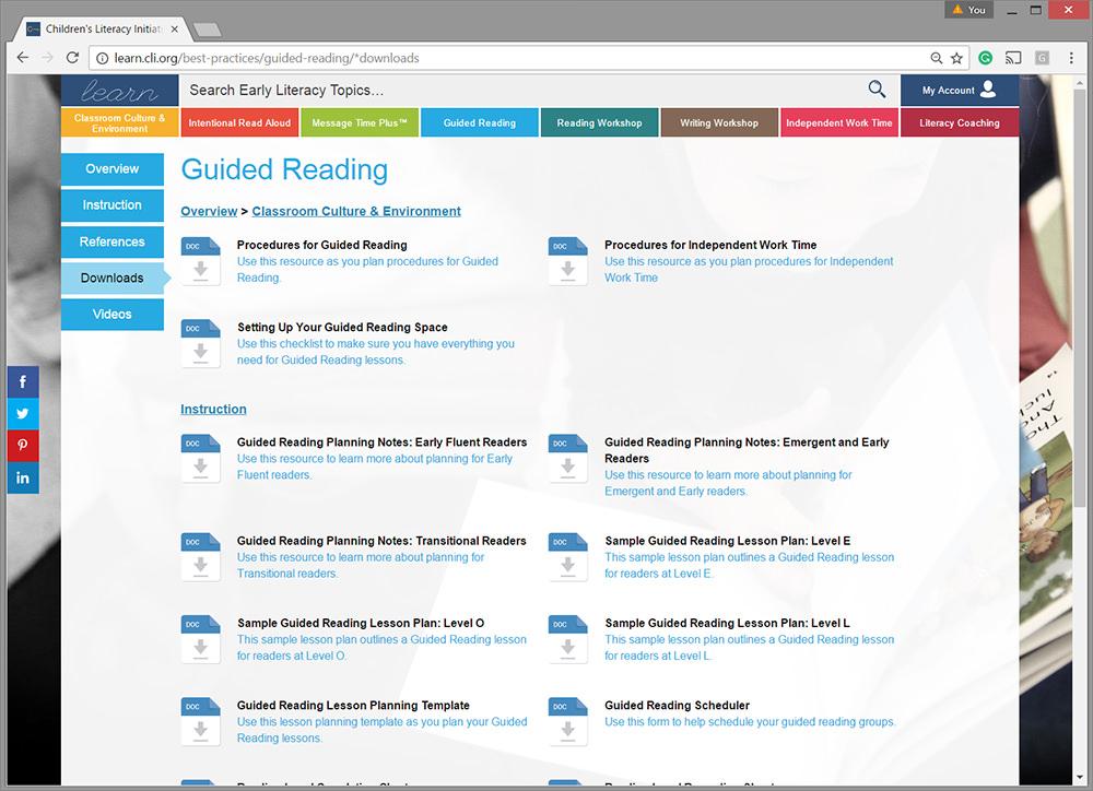 LEARN - Free Downloads
