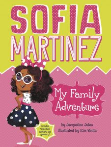 Sofia Martinez - My Family Adventure