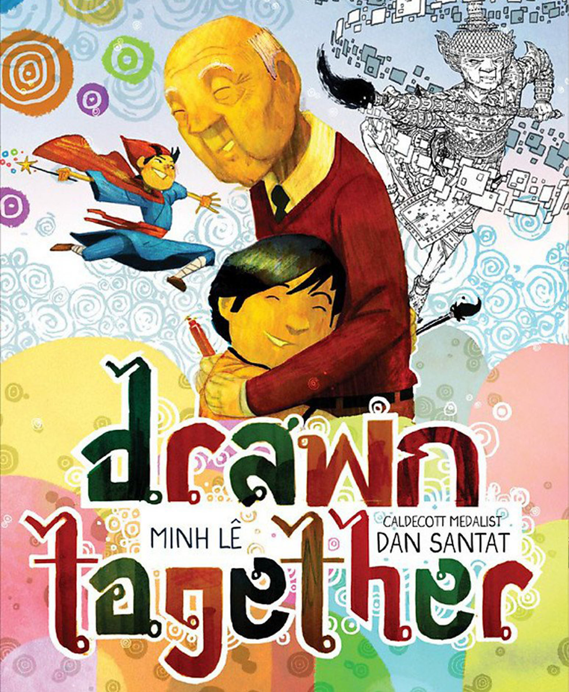 DRAWN TOGETHER - MINH LE & DAN SANTAT