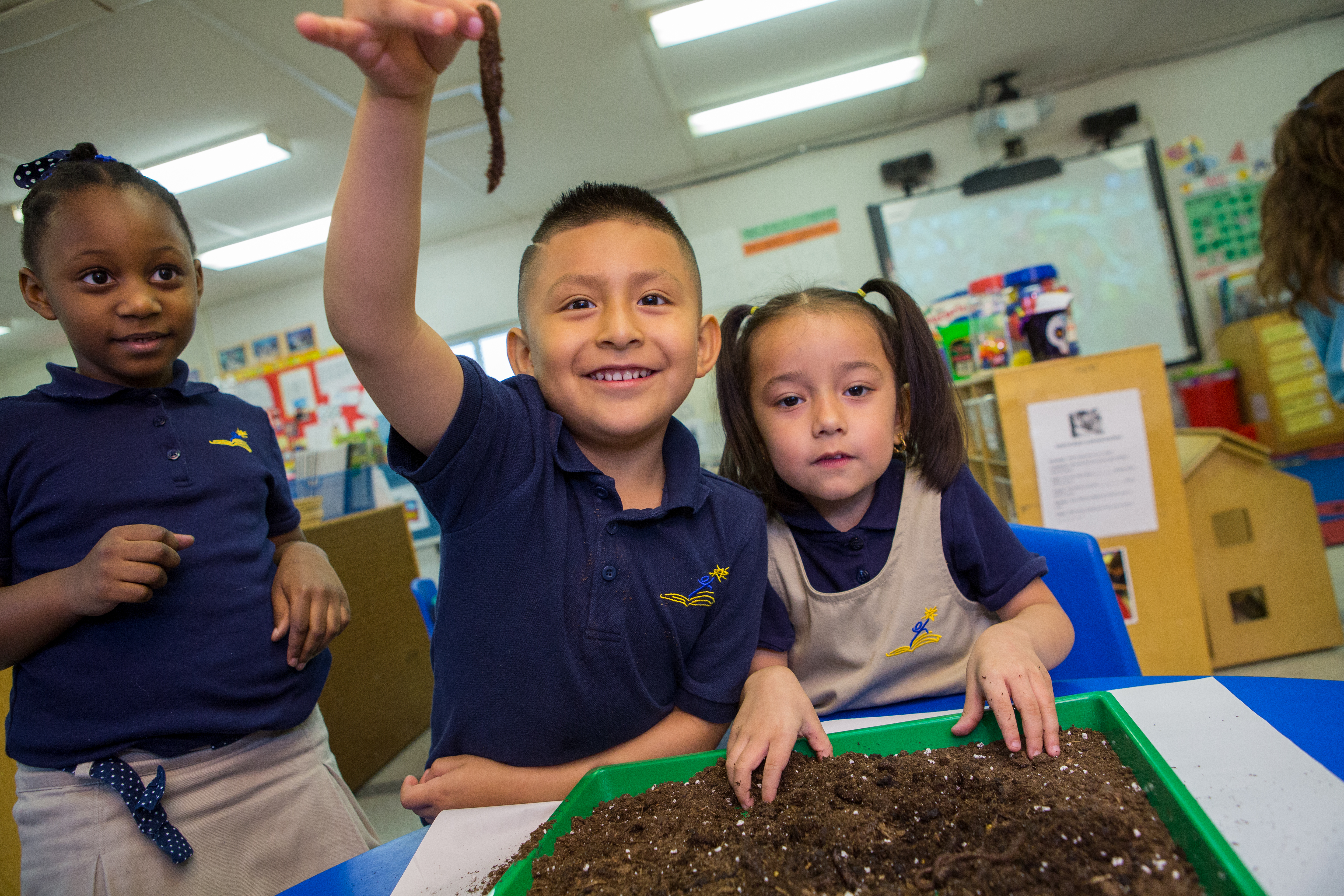 CLI Classrooms Welcome Spring