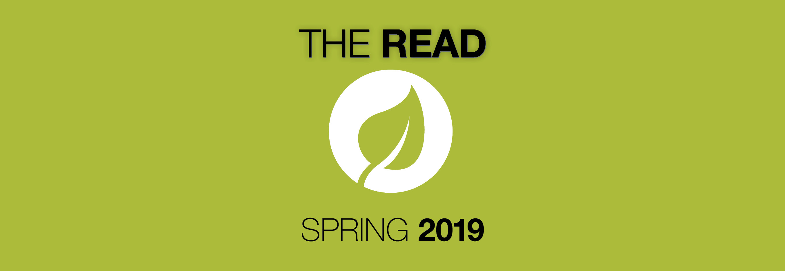 The Read - Spring 2019