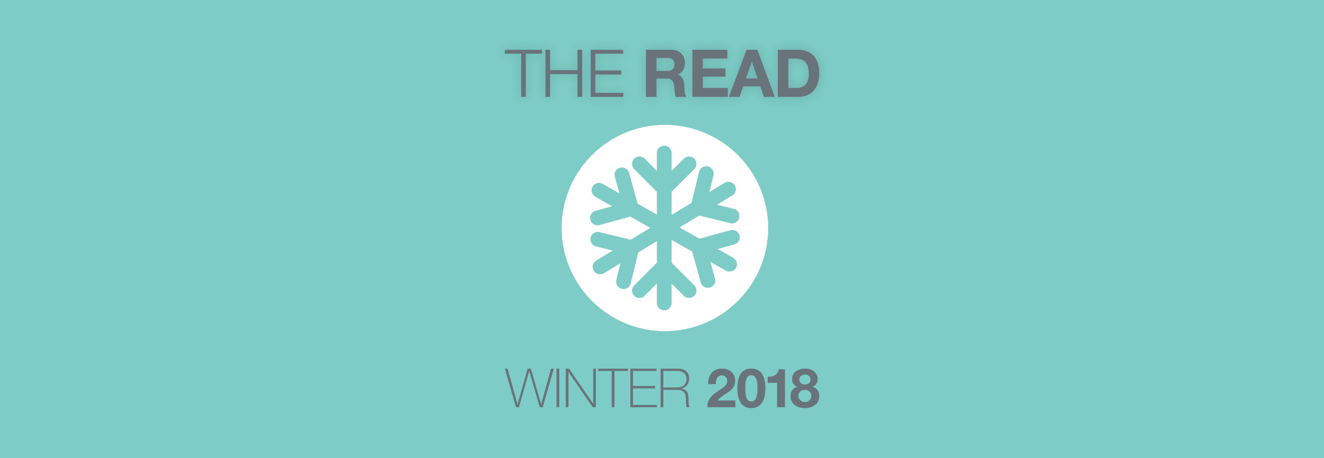 The Read - Winter 2020
