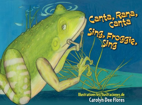 CANTA, RANA, CANTA/SING, FROGGIE, SING