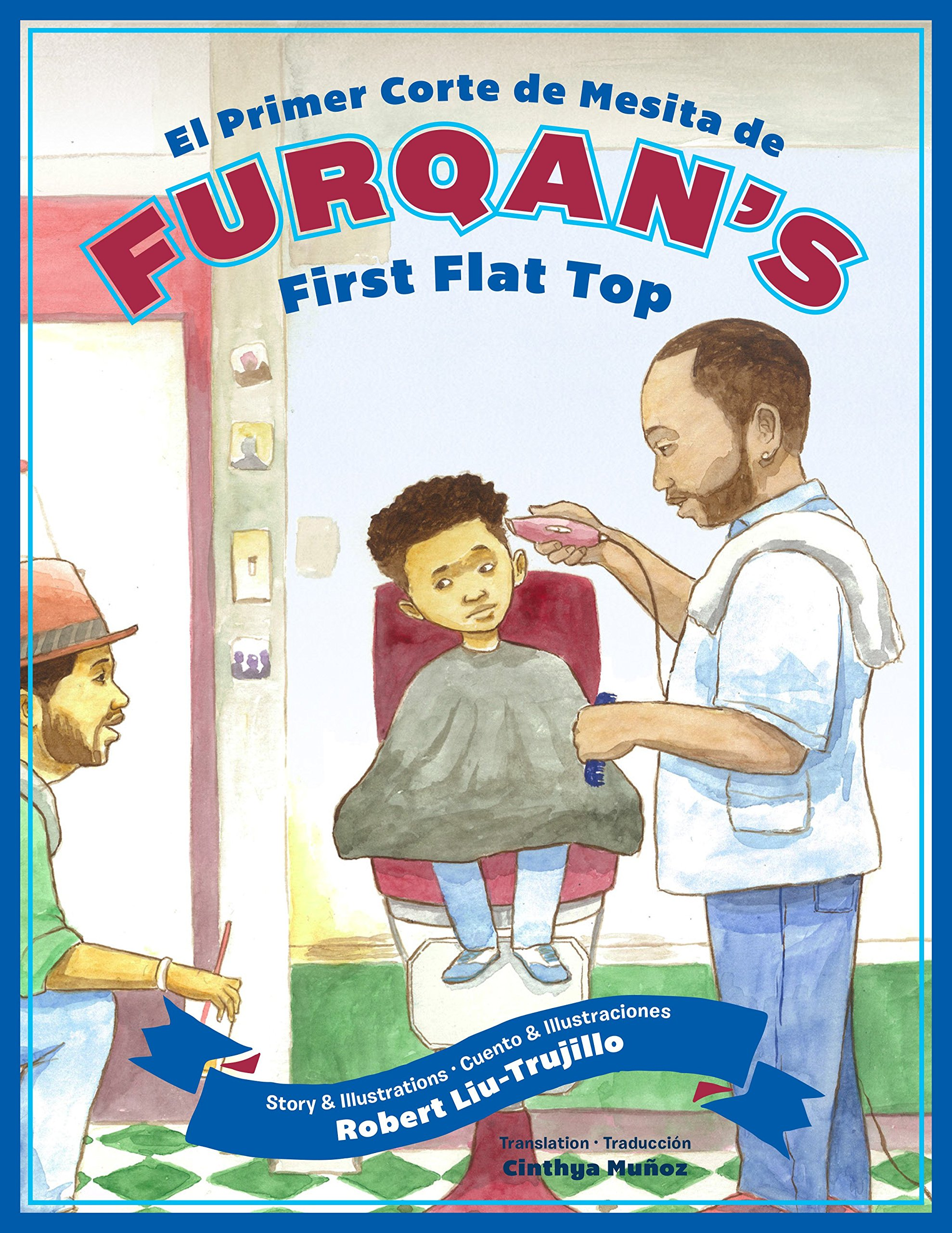 FURQAN'S FIRST  FLAT TOP