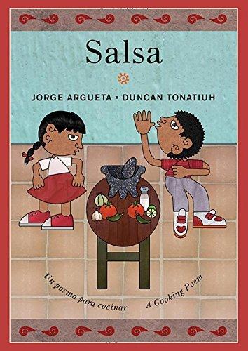 SALSA: UN POEMA PARA COCINAR/A COOKING POEM