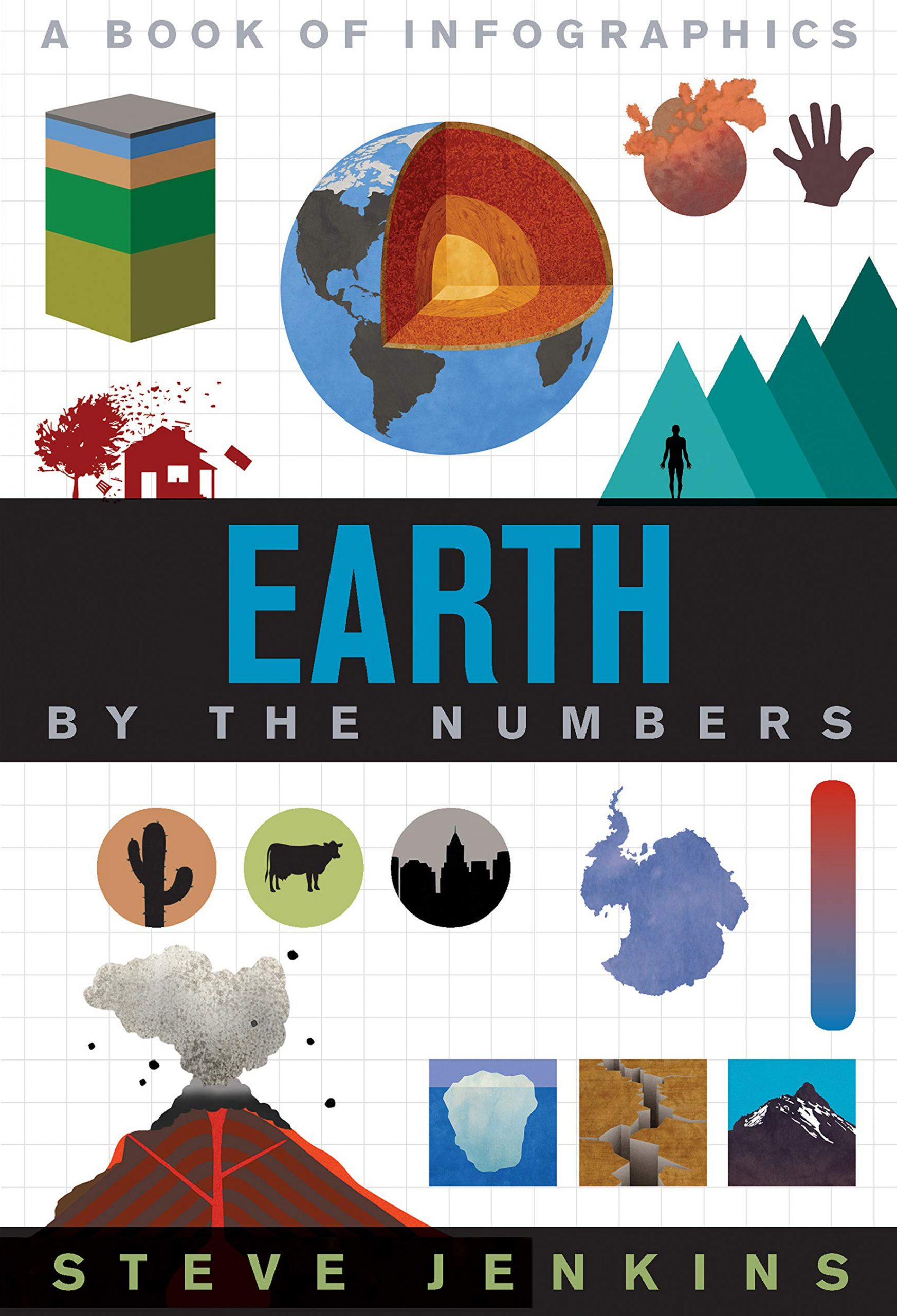 Earth by the Numbers by Steve Jenkins