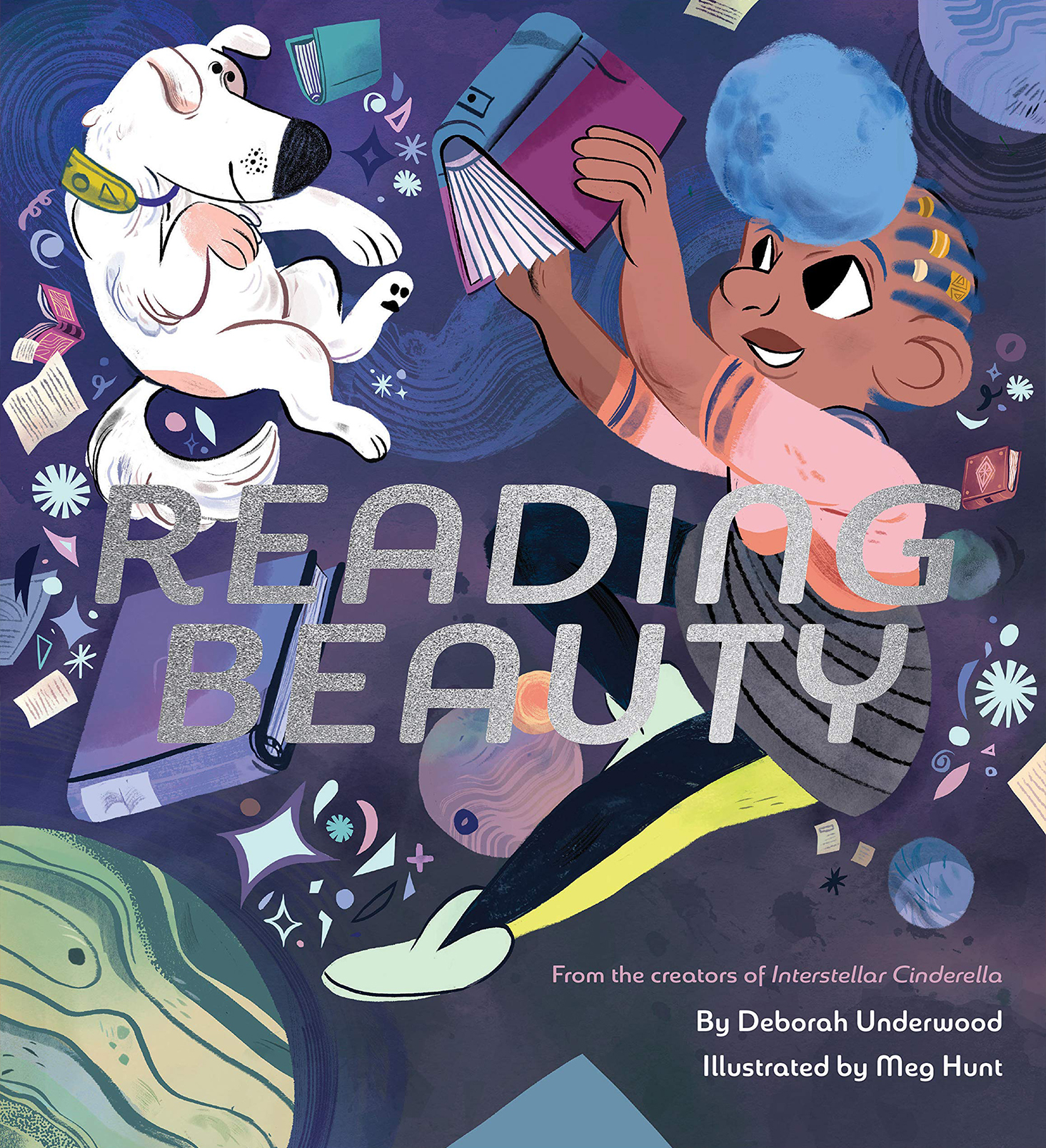 Reading Beauty by Deborah Underwood