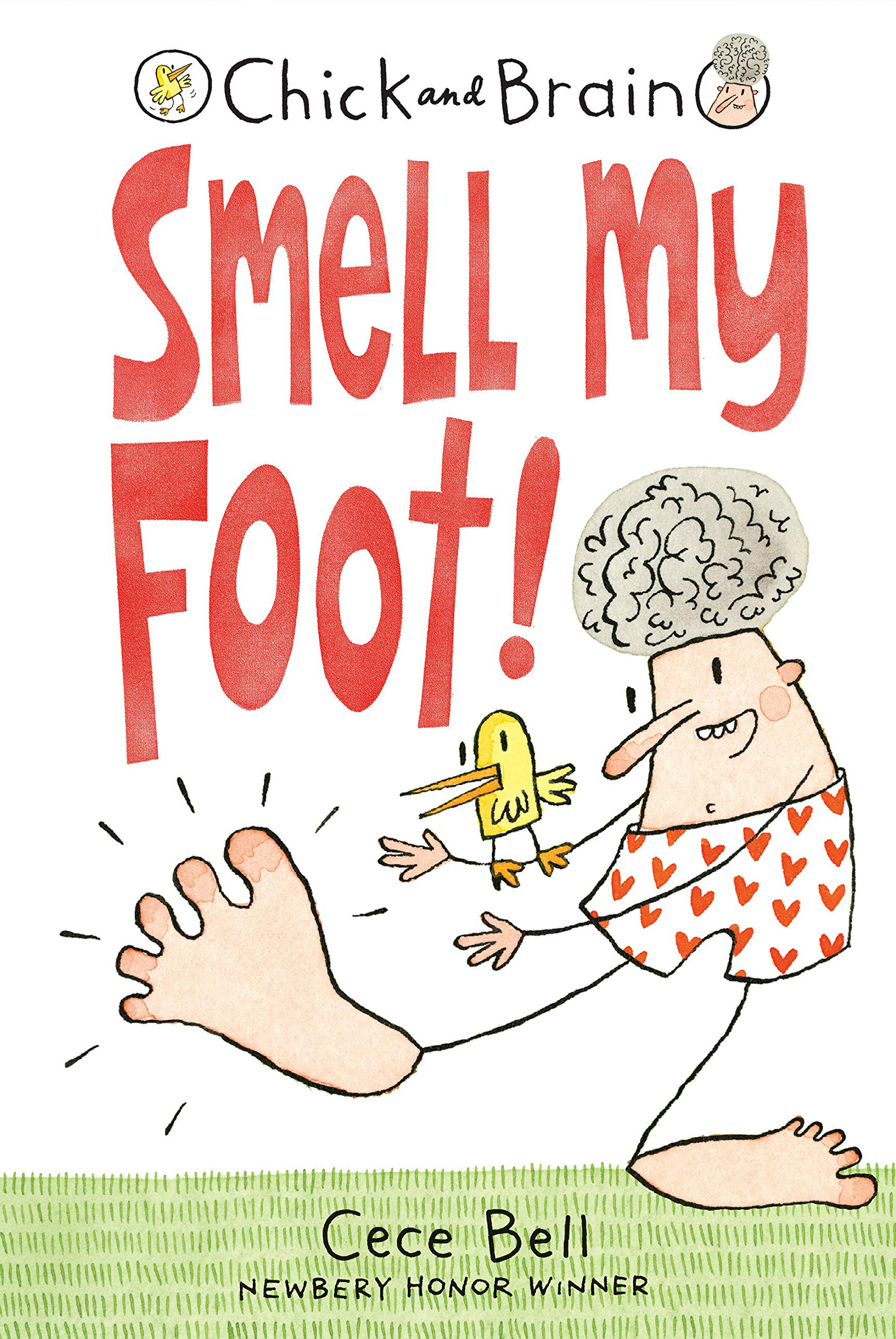 Smell My Foot! by Cece Bell