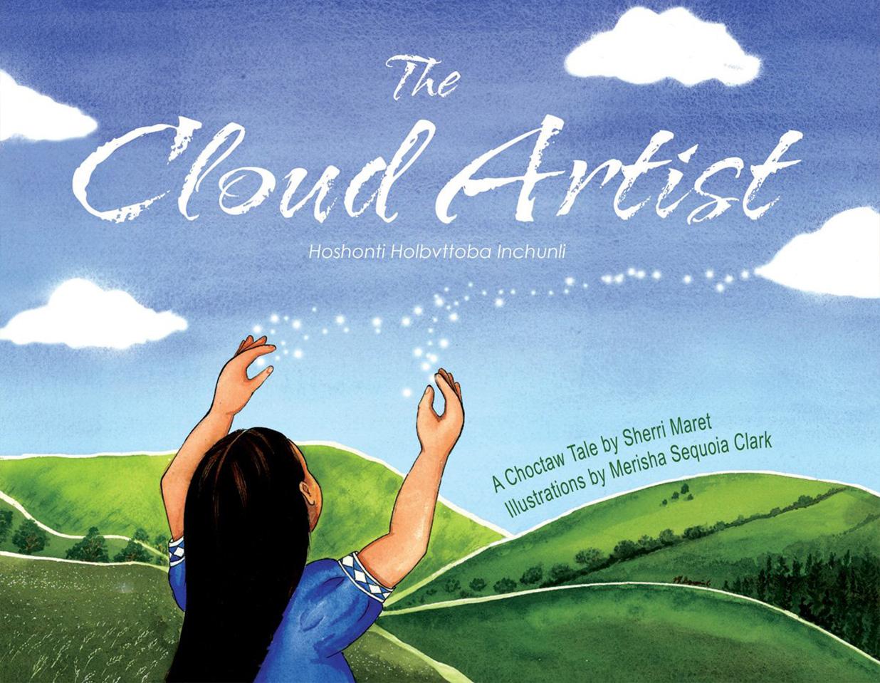 The Cloud Artist by Sherri Maret