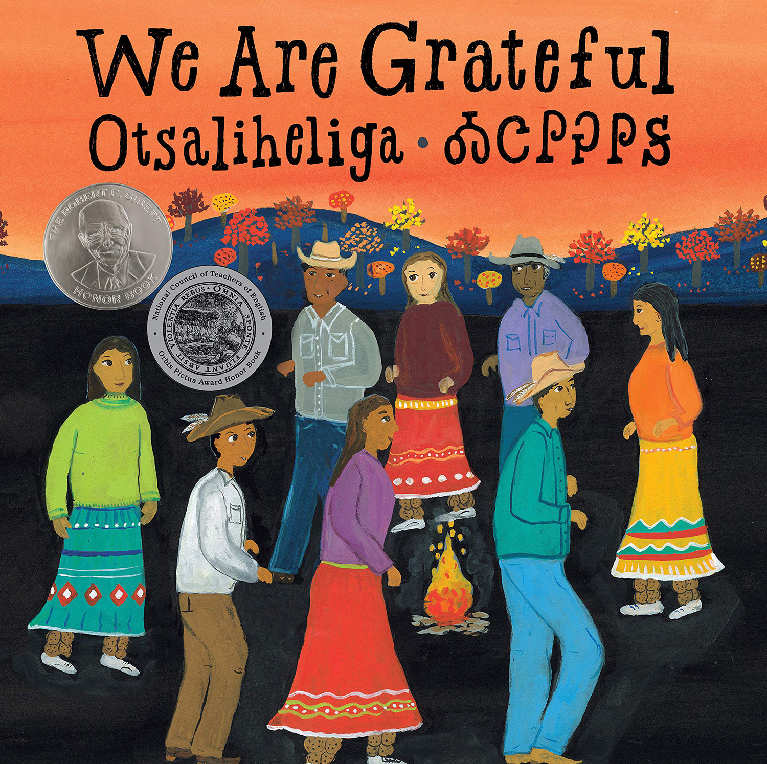 We Are Grateful/Ostalihalega by Traci Sorell