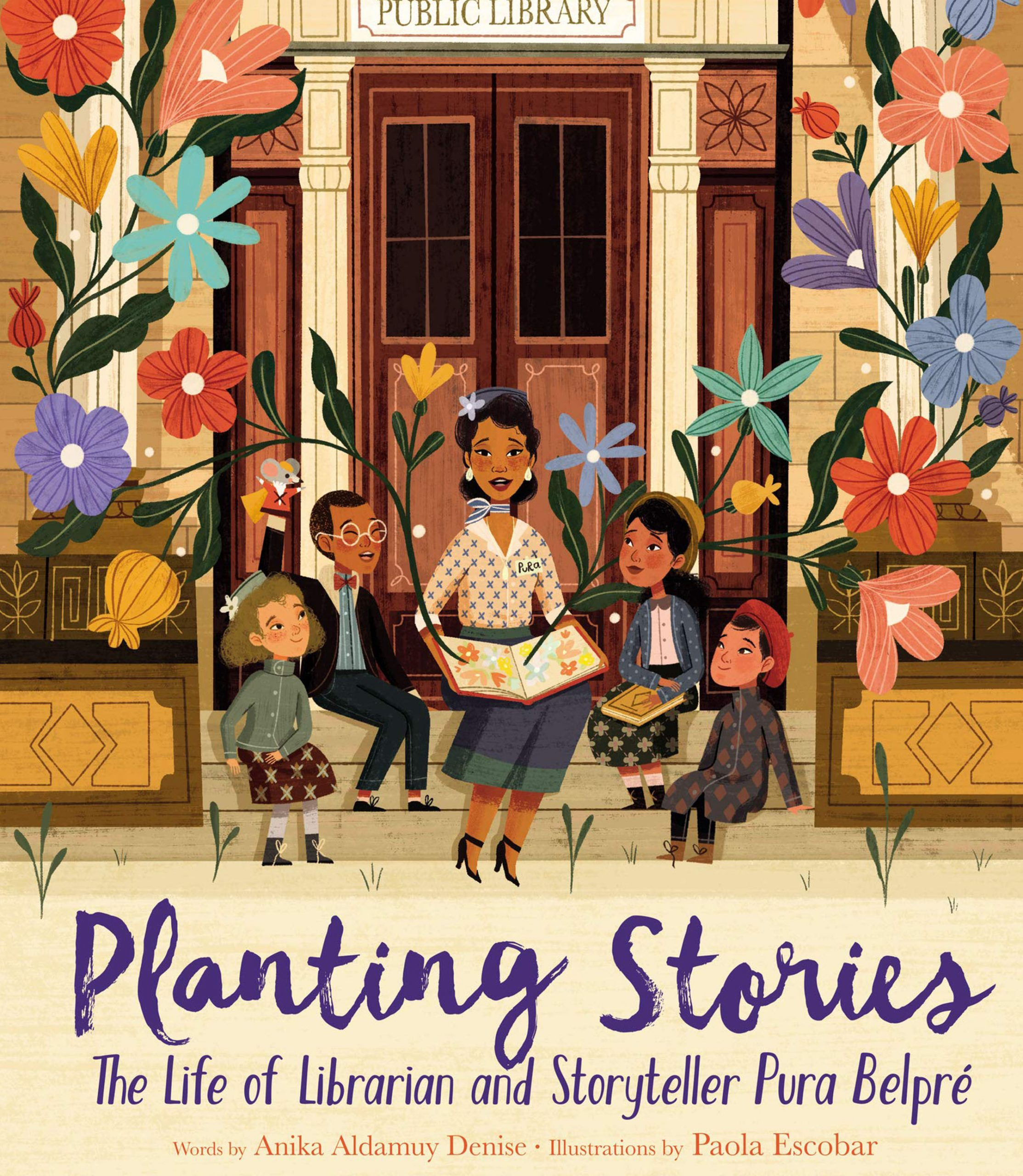 PLANTING STORIES   ANIKA DENISE AND PAOLA ESCOBAR