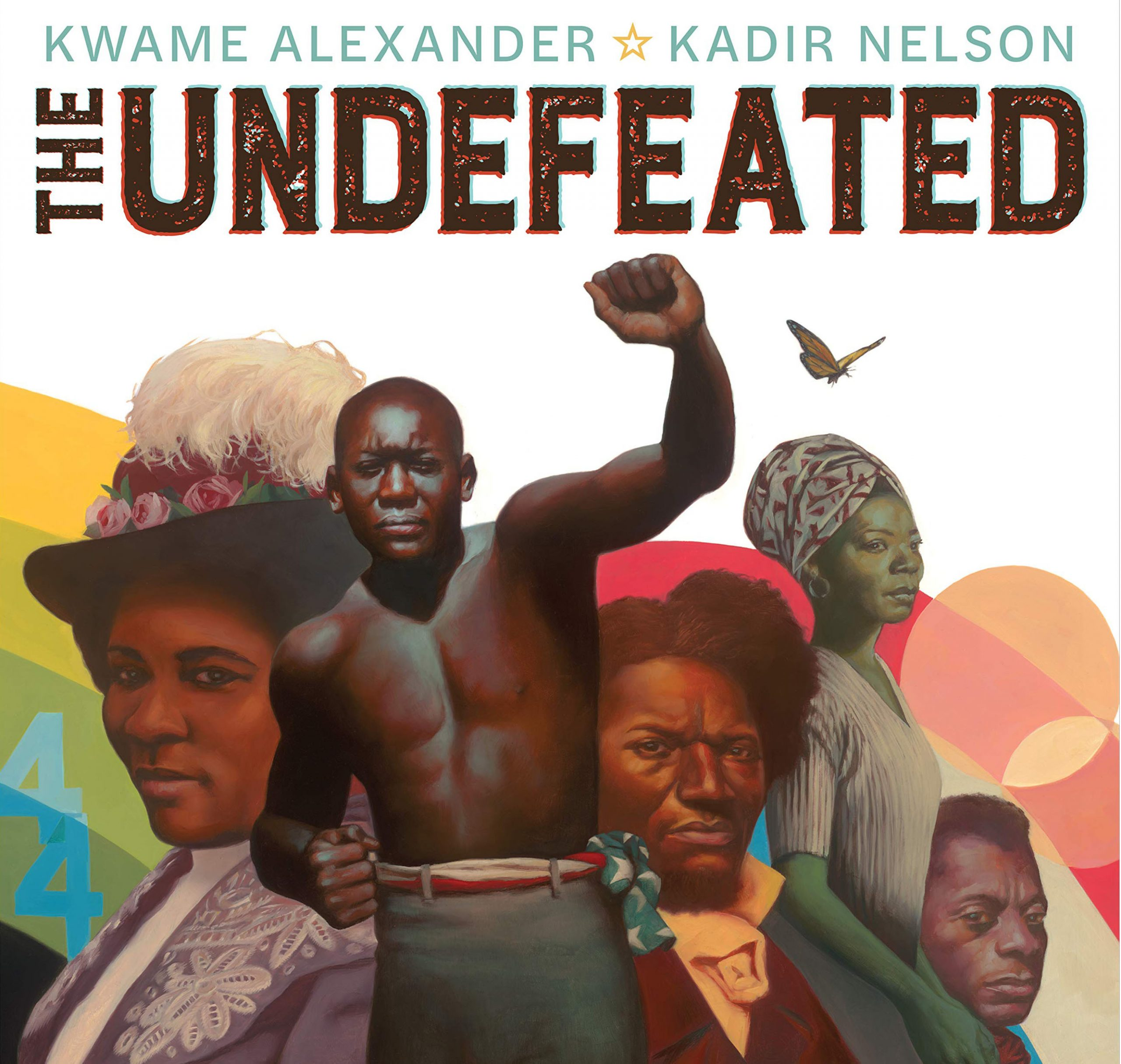 THE UNDEFEATED KWAME ALEXANDER AND KADIR NELSON