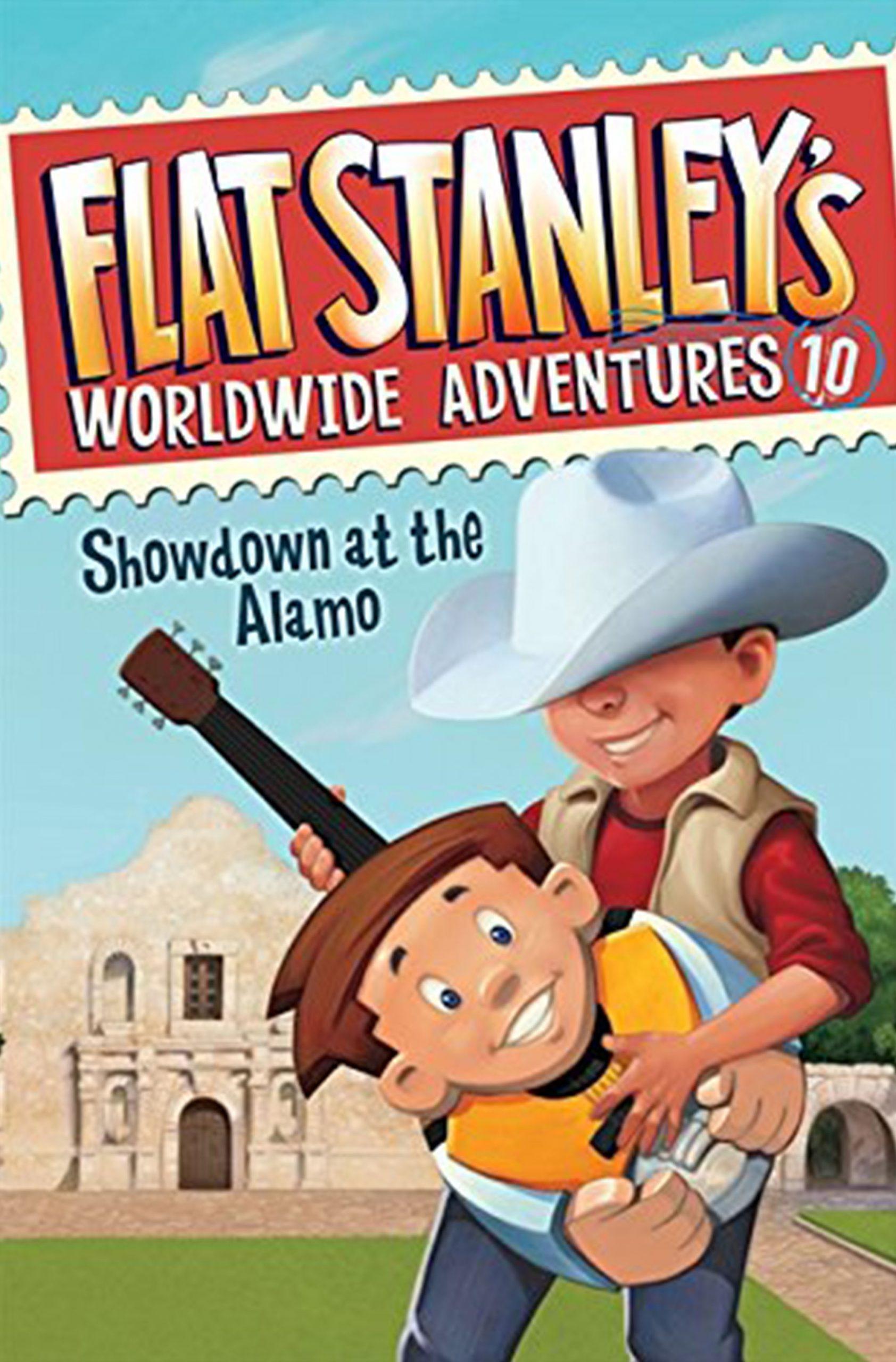 Flat Stanley's Worldwide Adv. Showdown at the Alamo