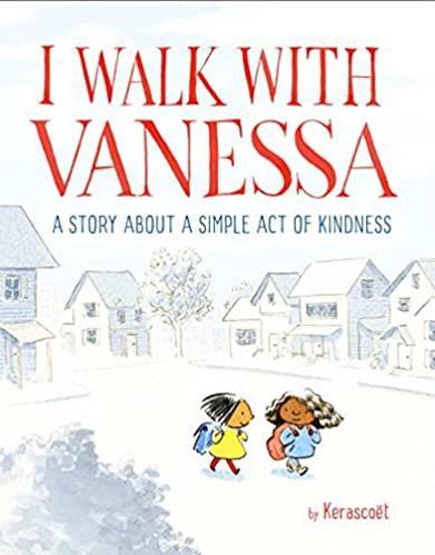 I Walk with Vanessa - Kerascoet