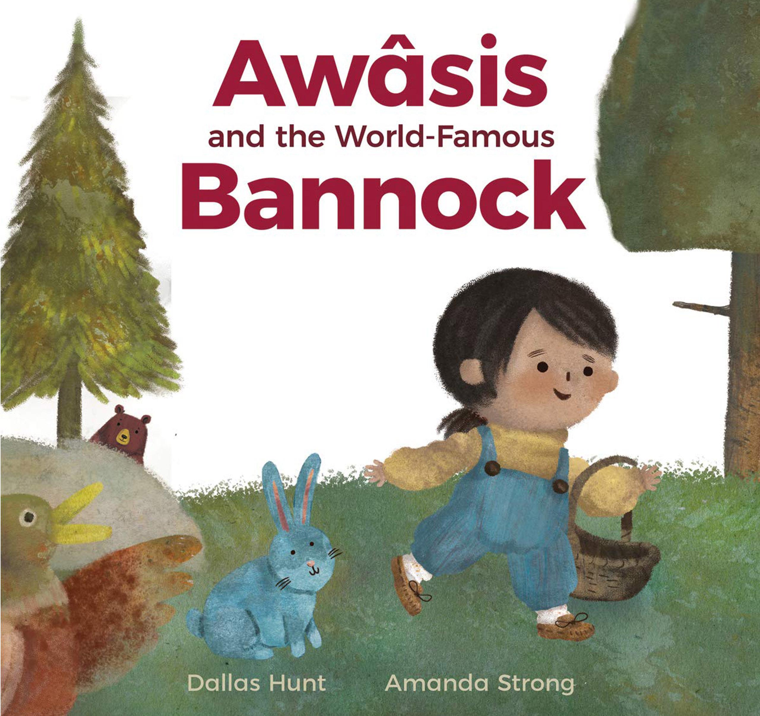 Awasis and the World-Famous Bannock