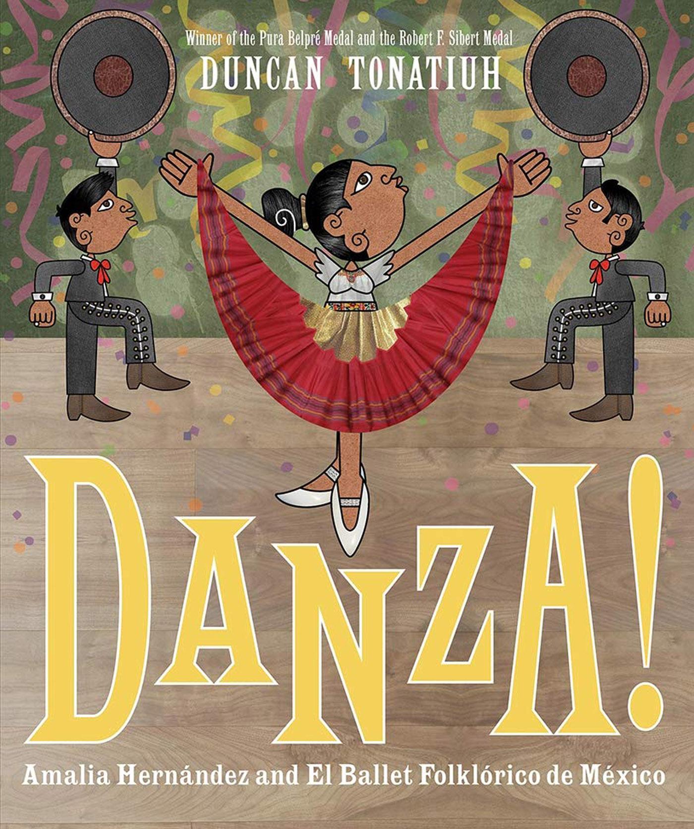 Danza! by Duna Tonatiuh