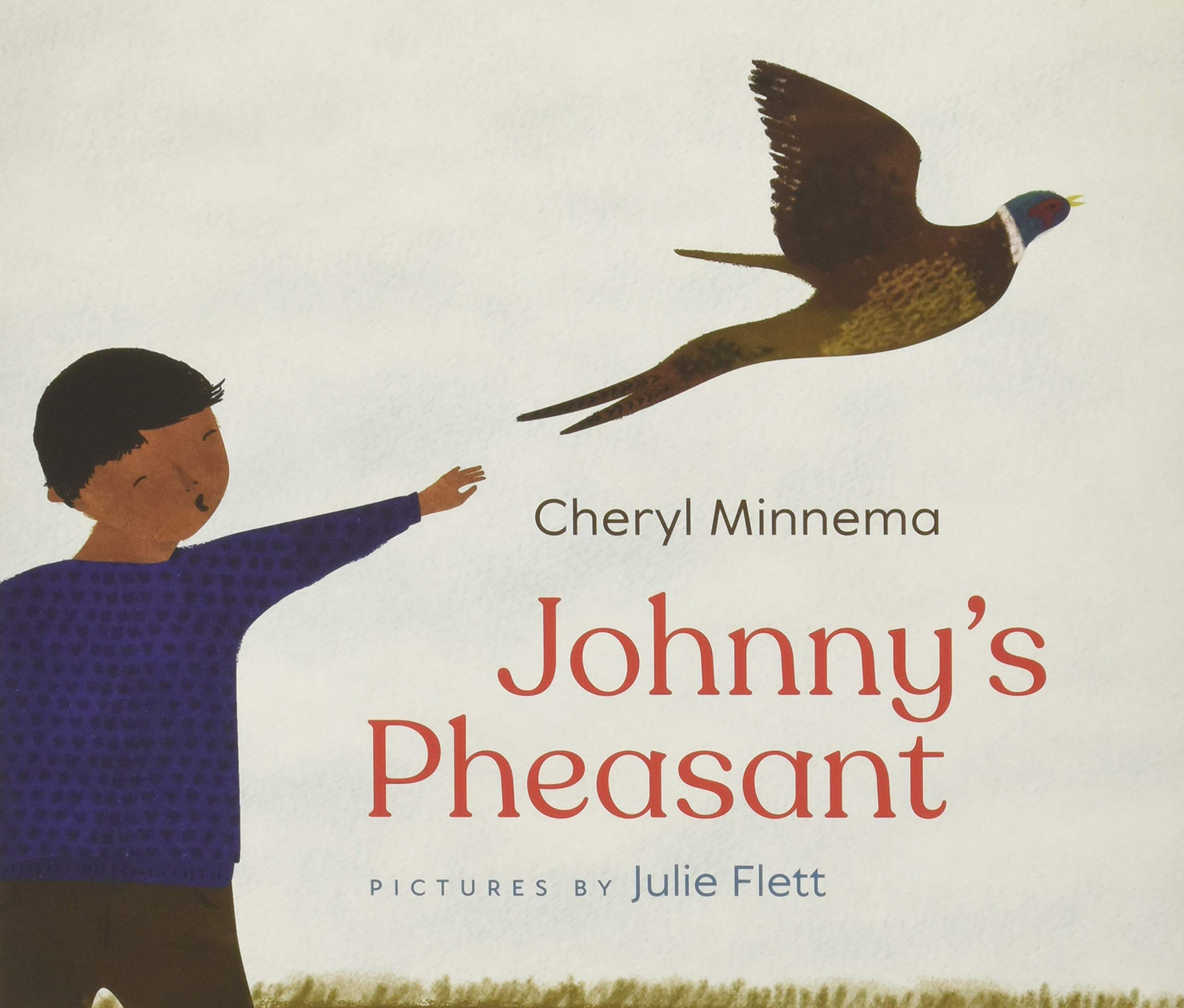 Johnny's Pheasant by Cheryl Minnema