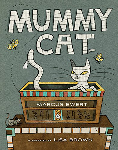 Mummy Cat by Marcus Ewert