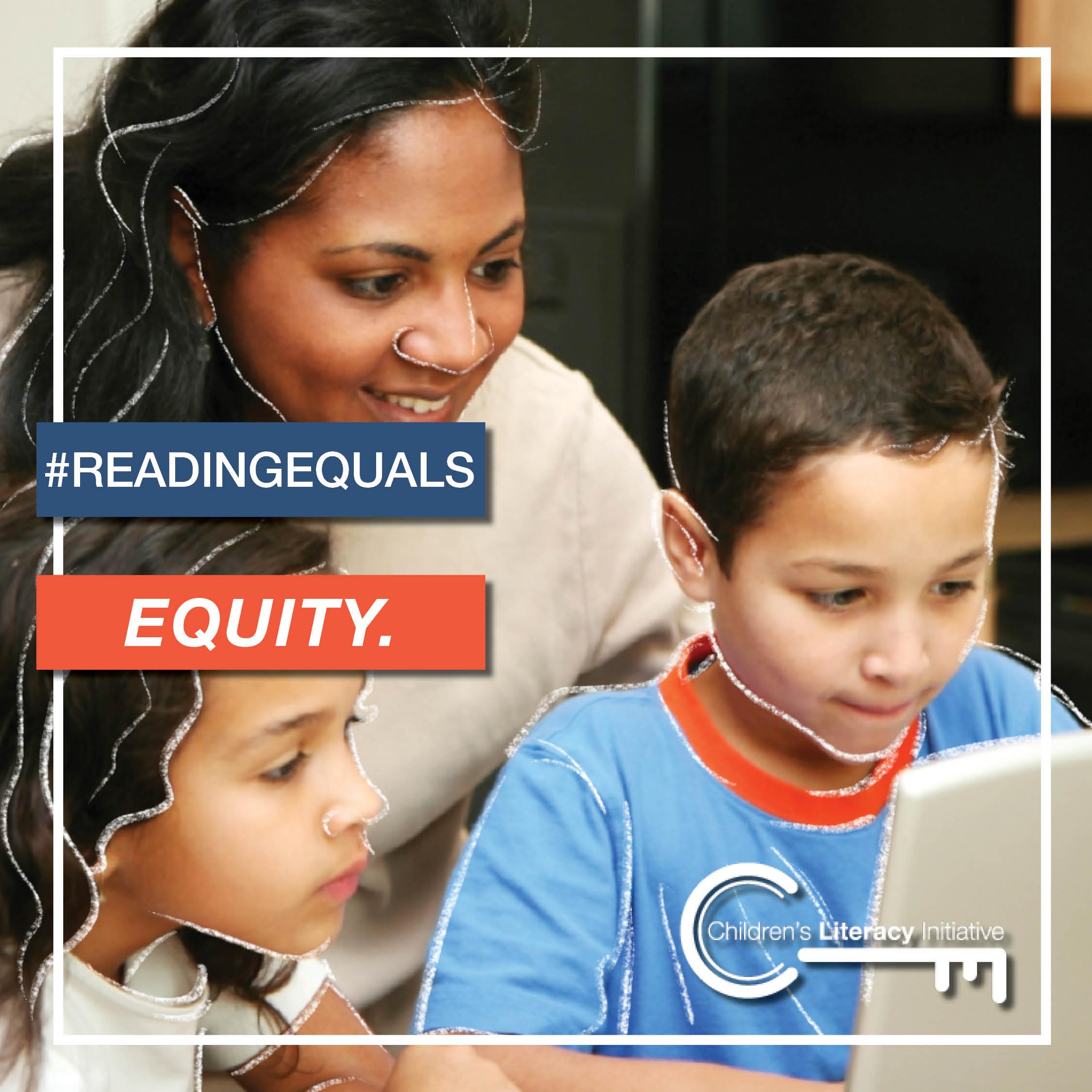 #ReadingEqualsEquity