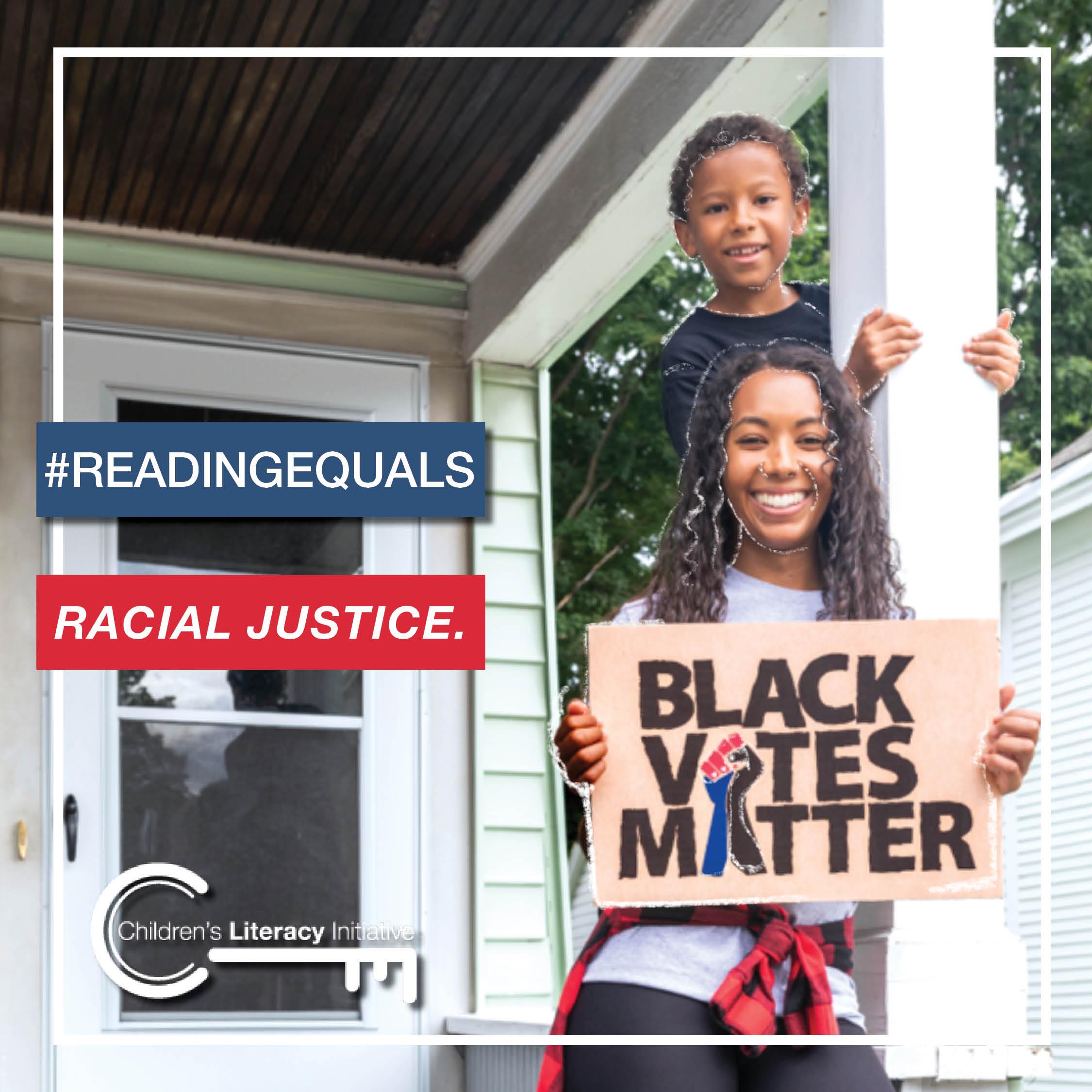 #ReadingEquals #RacialJustice