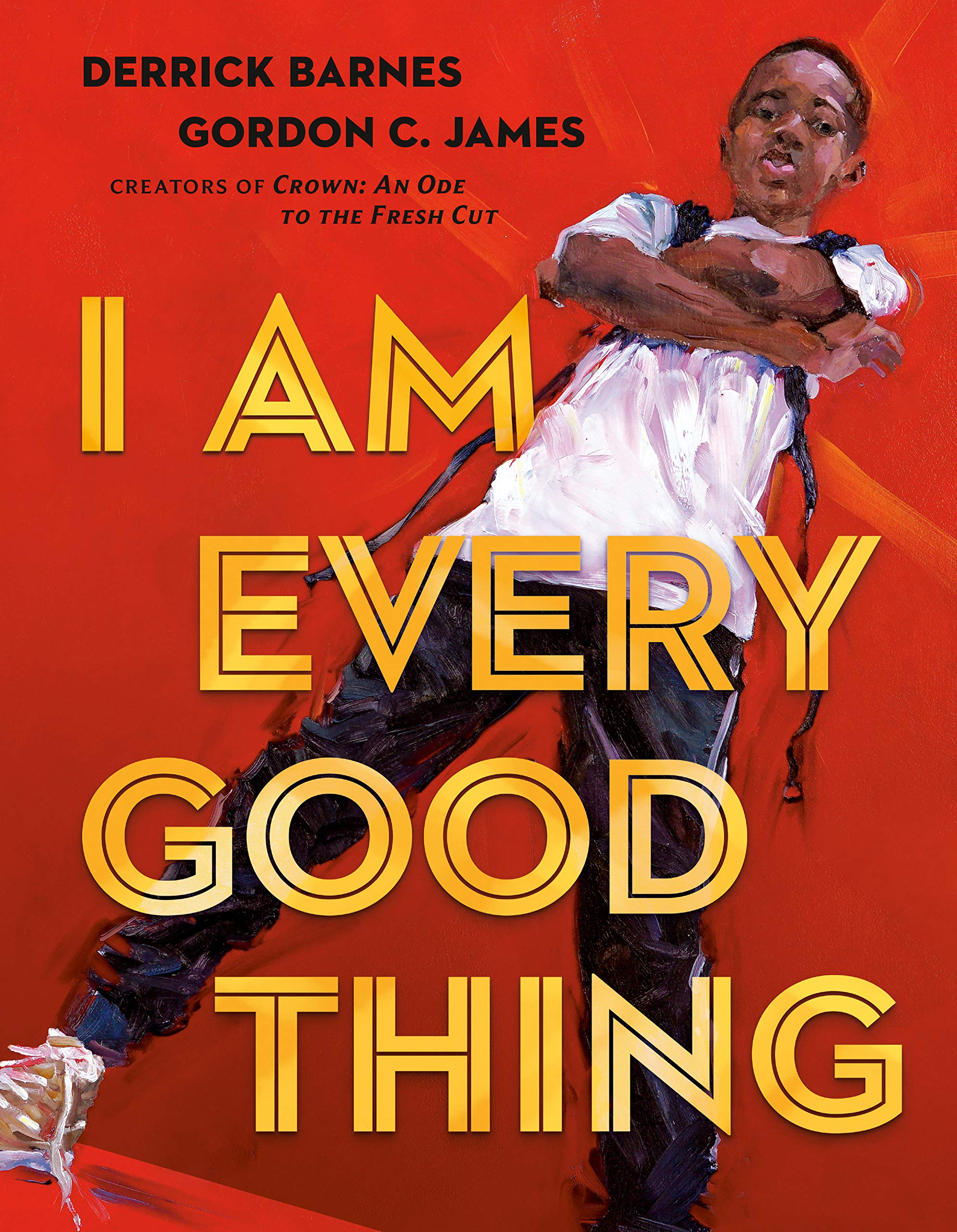 """Cover of """"I Am Every Good Thing"""""""