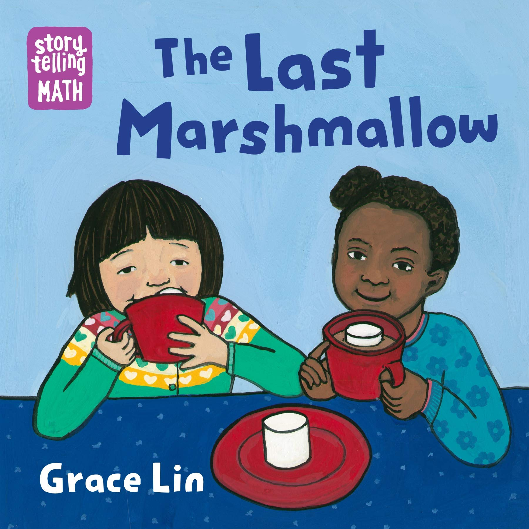 """Cover of """"The Last Marshmallow"""" by Grace Lin"""