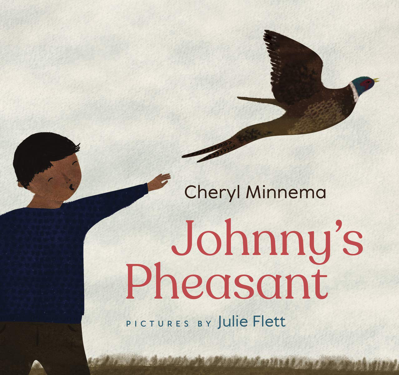 """Cover of """"Johnny's Pheasant"""""""